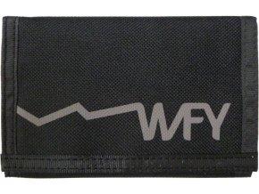 peněženka 13  WFY černá tmavě šedá