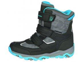 Dětská zimní obuv Alpine Pro Acacio KBTM178547