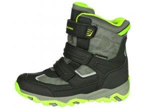 Dětská zimní obuv Alpine Pro Acacio KBTM178564