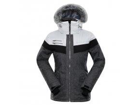 Dámská zimní bunda Alpine pro Dora 5 LJCM286000 nadměrná velikost