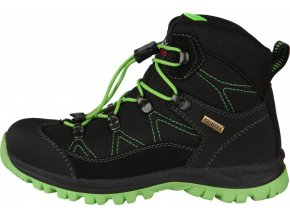 Turistická obuv High Colorado Trek Lite QL černá/zelená