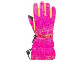 Juniorské rukavice Relax Puzzy rr15E