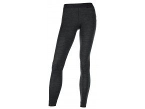 Dámské merino kalhoty Kilpi Spancer tmavě šedá
