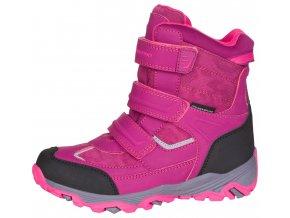 Dětská zimní obuv Alpine Pro Acacio KBTM178814