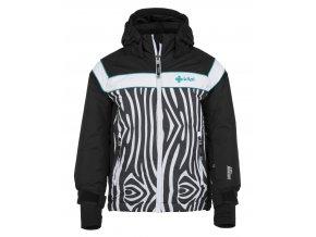 Dámská zimní bunda Kilpi Babu černá