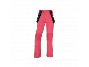 Dámské lyžařské kalhoty Kilpi Dione W růžová