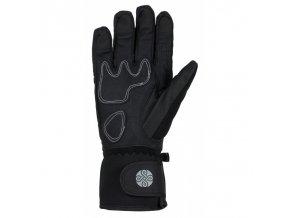 Lyžařské rukavice Kilpi Grant černá