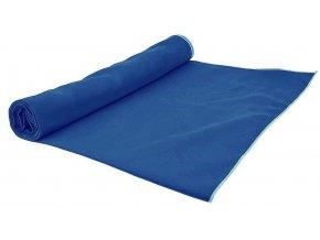 Rychleschnoucí ručník Aquawave Menomi strong blue / blue radiance