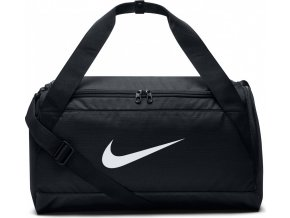 Taška Nike Brasilia Training Duffel S BA5335 černá/bílá