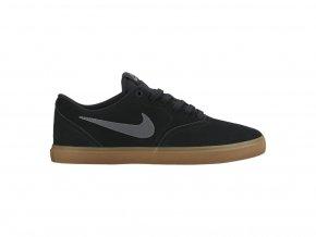 Pánská obuv Nike SB CHECK SOLAR 843895-003 černá
