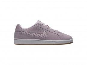Dámská obuv Nike COURT ROYALE PREM AJ7731 600 růžová