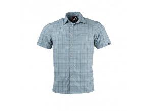 Pánská košile Northfinder Casen KO-30451OR šedivá