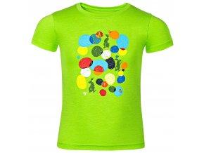 Dětské triko Alpine Pro AXISO 3 KTSN154508