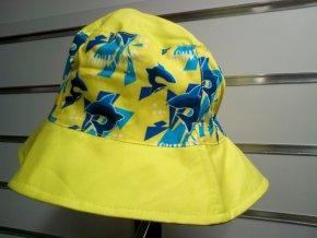 Dětský klobouk Aquawave Jean Kids limeade
