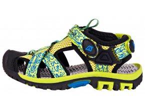 Dětská obuv Alpine Pro Barbielo KBTN190530