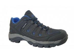 Treková obuv High Colorado Denver černá/modrá