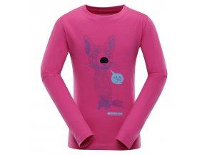 Dětské triko Alpine Pro Didilo 4 KTSN152415PB