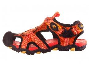 Alpine Pro Barbielo dětská obuv KBTN190309
