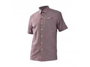Pánská košile Northfinder Terrence Ko 3020 319 grey