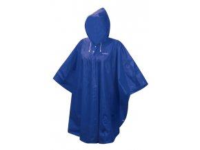 Dětské Poncho force nepromokavé modré XS-M 90696