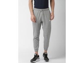 Nike Sportswear Club Fleece BV2737 063 šedá - Pánské kalhoty
