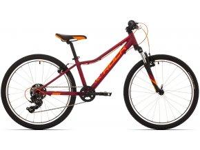 Kolo Rock Machine Catherine 24 dark crimson/crimson/neon orange  2020