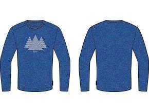 Pánské triko Alpine pro Gen MTSP403682PA