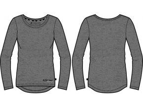 Dámské triko Alpine pro Amosa LTSP508779