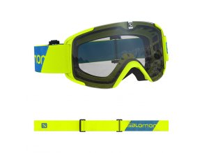 Lyžařské brýle Salomon XVIEW ACCESS žlutá