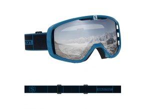 Lyžařské brýle Salomon AKSIUM ACCESS tmavě modrá/černá