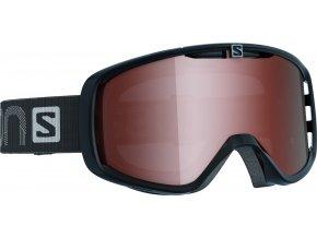 Lyžařské brýle Salomon AKSIUM ACCESS černá
