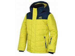 Dětská zimní bunda Hannah Kinam Jr. sulphur spring / majolica