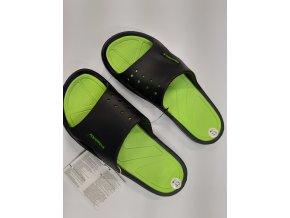 Pantofle Aquawave Nahin black/lime