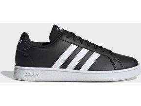 adidas GRand Court Base EE7900 CBlack/FTWWH