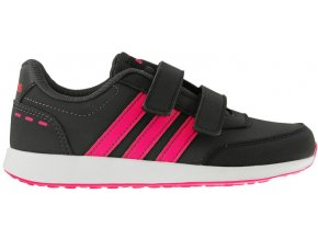 Adidas VS SWITCH 2 CMF C EG1594 carbon/shopnk