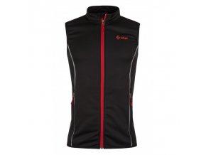 KILPI PROTEC  vesta s páteřním chráničem černá