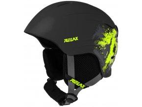 Dětská lyžařská Helma Relax Twister Rh18S velikost XS - 49-52 cm