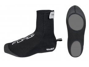 Návleky na obuv Force neopren over černá 905985