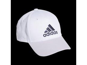 adidas fk0899 BBALLCAP LT EMB WHITE/WHITE/BLACK