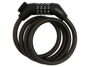 Zámek ROCK MACHINE CL.Lock 10.120 černo/šedý