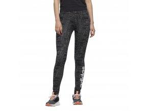 adidas FL0162 W E AOP TIG BLACK