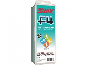 Swix F4 60C vosk Cold  tuhý s korkem 60g