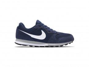 Nike MD Runner 2 749794 410 tmavě modrá/bílá