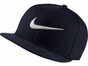Nike Swoosh Pro Classic 639534 451 modrá