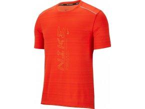 Nike Dri-FIT Miler CJ5340 891 oranžová