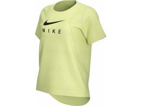 NIKE W Short-Sleeve Grap CJ1982 367 zelená