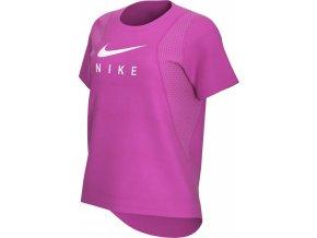 NIKE W Short-Sleeve Grap CJ1982 601 tm. růžová