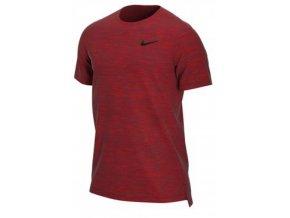 Nike M Pro SS TOP CJ4611 681 červená