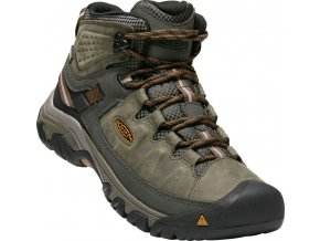 Keen Targhee III Mid WP m black olive /golden brown