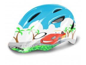 Cyklistická helma R2 DUCKY ATH10W